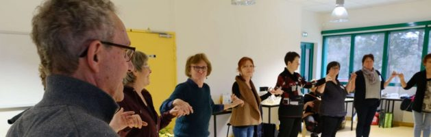 atelier initiation aux danses Bretonne
